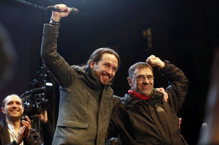Πρώτος χωρίς αυτοδυναμία ο Ραχόι, τρίτο το Podemos - εικόνα 3
