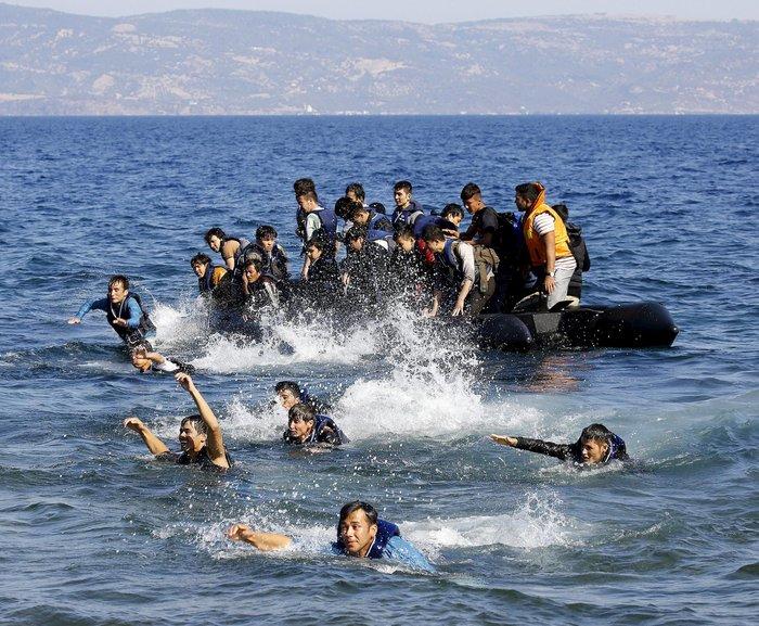 O Guardian ανακήρυξε φωτογράφο της χρονιάς 2015 τον Γιάννη Μπεχράκη - εικόνα 14