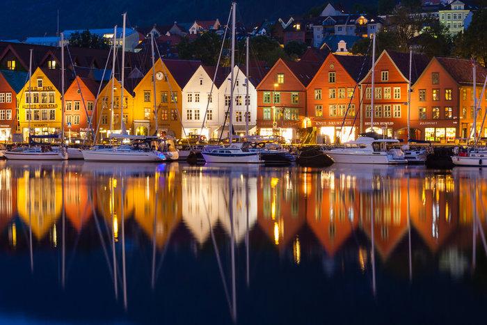 Μπέργκεν: Μια σκανδιναβική πόλη βγαλμένη από καρτ ποστάλ - εικόνα 5