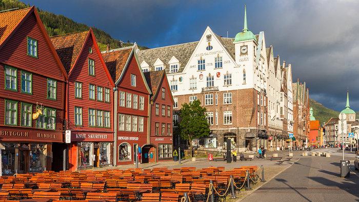 Μπέργκεν: Μια σκανδιναβική πόλη βγαλμένη από καρτ ποστάλ - εικόνα 7