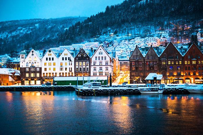 Μπέργκεν: Μια σκανδιναβική πόλη βγαλμένη από καρτ ποστάλ - εικόνα 9