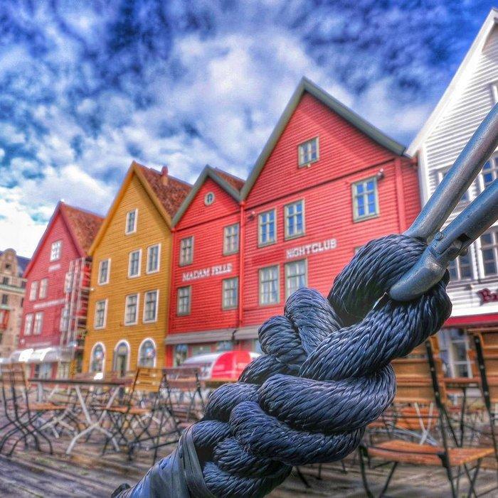 Μπέργκεν: Μια σκανδιναβική πόλη βγαλμένη από καρτ ποστάλ