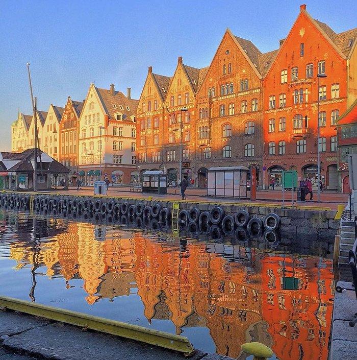 Μπέργκεν: Μια σκανδιναβική πόλη βγαλμένη από καρτ ποστάλ - εικόνα 3