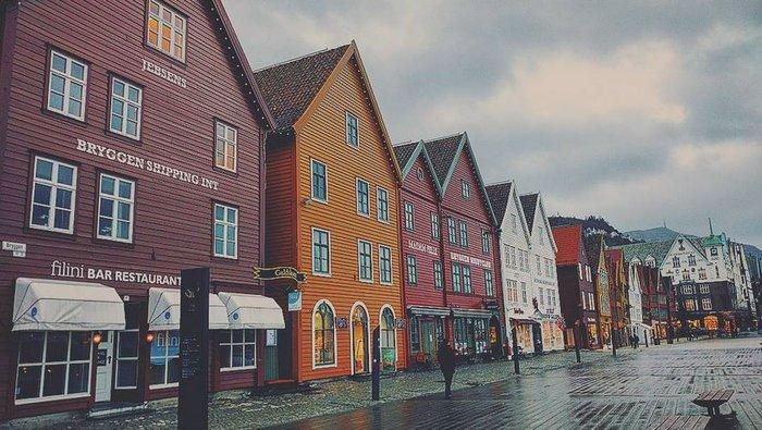 Μπέργκεν: Μια σκανδιναβική πόλη βγαλμένη από καρτ ποστάλ - εικόνα 2