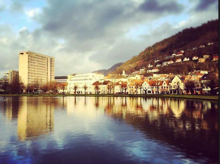 Μπέργκεν: Μια σκανδιναβική πόλη βγαλμένη από καρτ ποστάλ - εικόνα 11