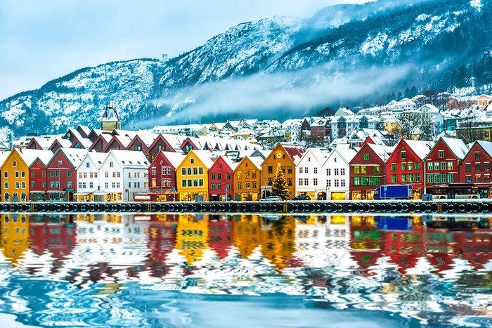 Μπέργκεν: Μια σκανδιναβική πόλη βγαλμένη από καρτ ποστάλ - εικόνα 15