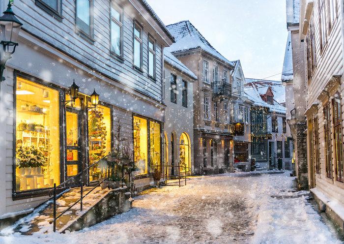 Μπέργκεν: Μια σκανδιναβική πόλη βγαλμένη από καρτ ποστάλ - εικόνα 17