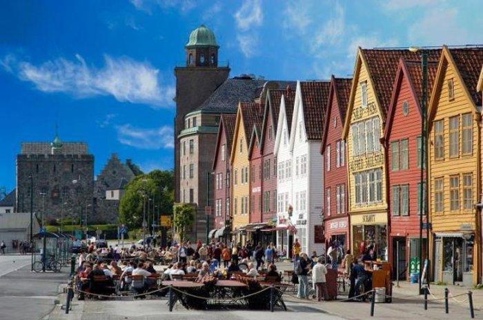 Μπέργκεν: Μια σκανδιναβική πόλη βγαλμένη από καρτ ποστάλ - εικόνα 4
