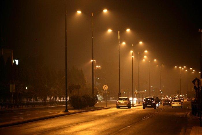 Πνίγηκε στην αιθαλομίχλη η Αθήνα - εικόνα 2