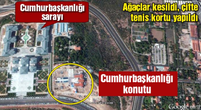 Αυτό είναι το νέο παλάτι του Ερντογάν με 250 δωμάτια! - εικόνα 3