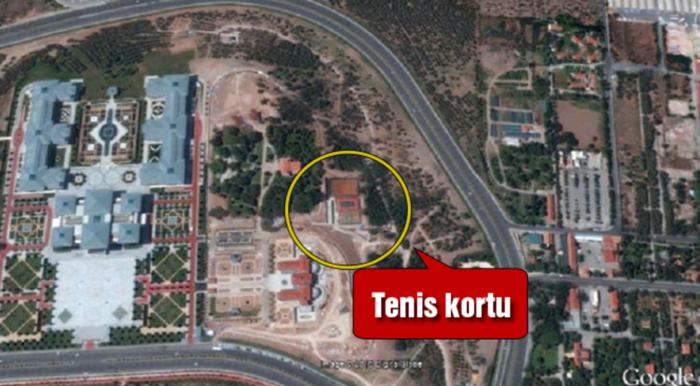 Αυτό είναι το νέο παλάτι του Ερντογάν με 250 δωμάτια! - εικόνα 4