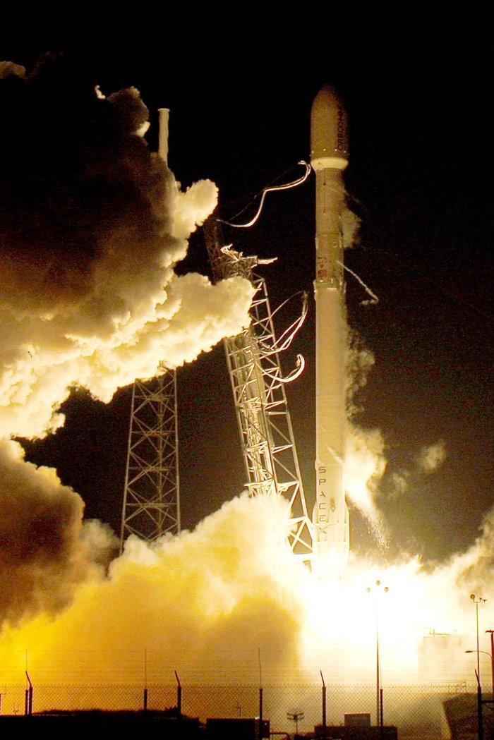 Πρώτη πτήση στο διάστημα πυραύλου ιδιωτικής εταιρείας - εικόνα 3