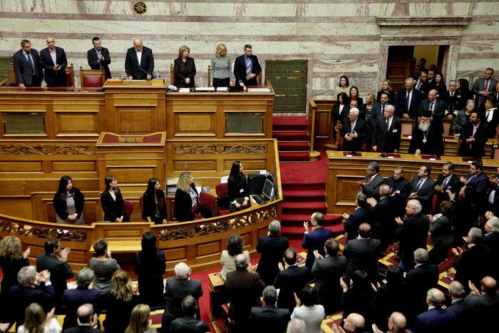 Η Βουλή αναγνώρισε επίσημα και ομόφωνα παλαιστινιακό κράτος