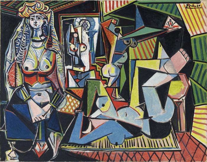 Les femmes d'Alger (Version 'O'), 1955