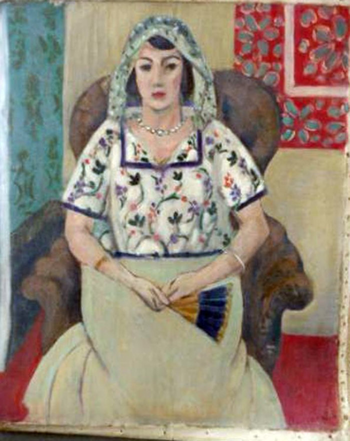 Seated Woman (1921)