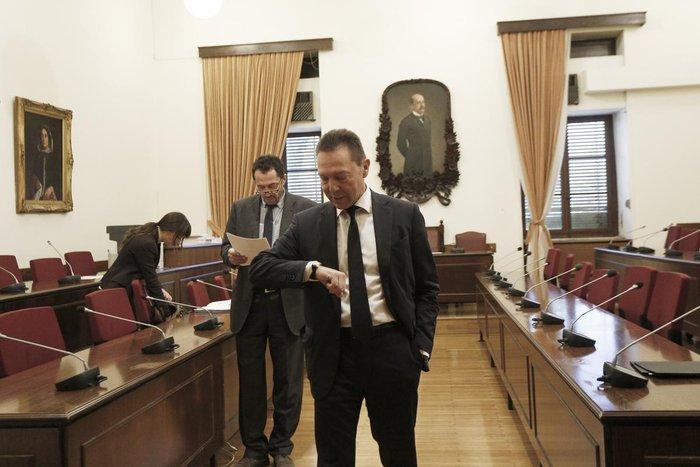 Στουρνάρας: Δεν είναι παράλογη η συμφωνία Δημοσίου - Siemens - εικόνα 3