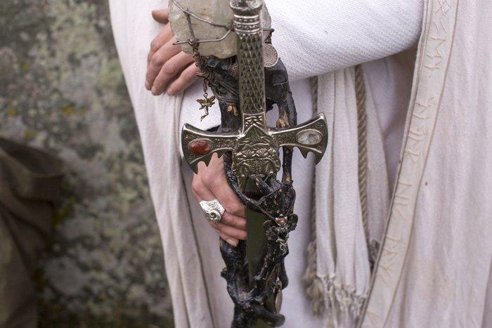 Στόουνχεντζ:«Πιστοί» γιορτάζουν το χειμερινό ηλιοστάσιο με εκκεντρικό τρόπο - εικόνα 5
