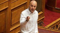 Διάλογοι σοκ στη Βουλή για «κτηνοβασίες» και «πολιτικούς αλήτες»
