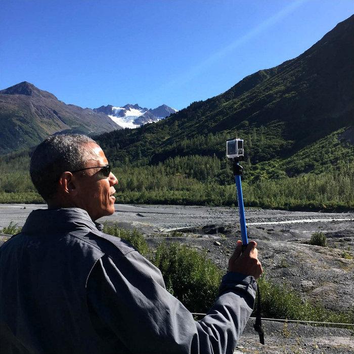 Οι 58 εντυπωσιακές φωτογραφίες του Ομπάμα το 2015 - εικόνα 5