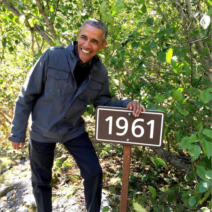 Οι 58 εντυπωσιακές φωτογραφίες του Ομπάμα το 2015 - εικόνα 8
