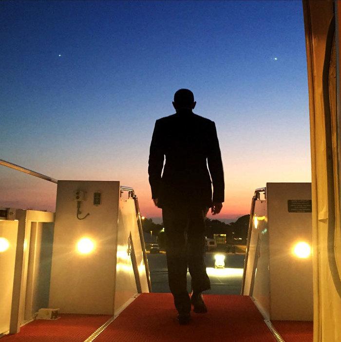 Οι 58 εντυπωσιακές φωτογραφίες του Ομπάμα το 2015 - εικόνα 27