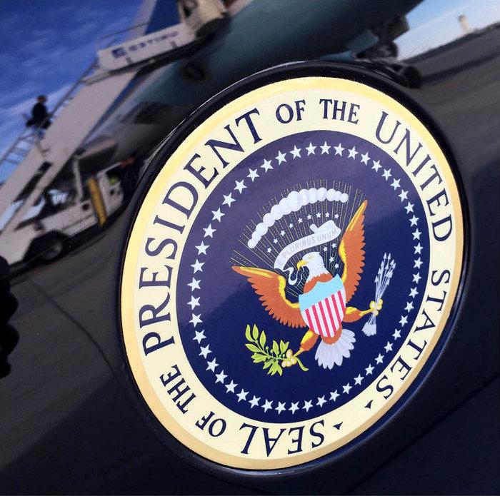 Οι 58 εντυπωσιακές φωτογραφίες του Ομπάμα το 2015 - εικόνα 37