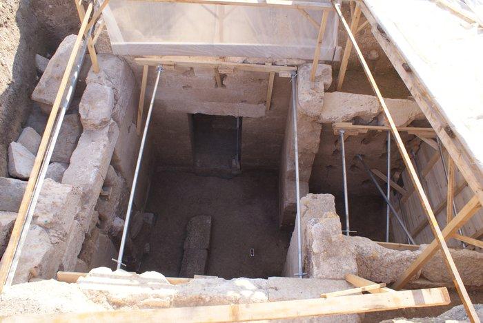 Νέος Μακεδονικός Τάφος στο νομό Πέλλας - εικόνα 2