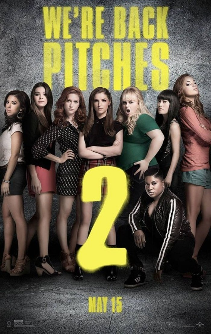 """""""Pitch Perfect 2"""""""
