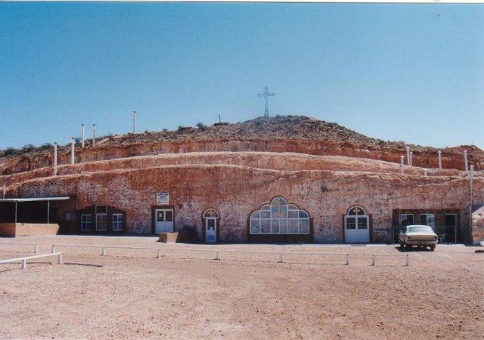 Η «κρυφή» ορθόδοξη εκκλησία στην έρημο της νότιας Αυστραλίας - εικόνα 3