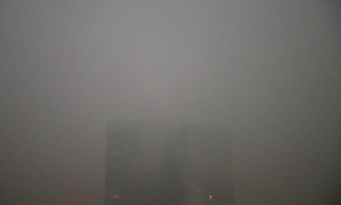 Συναγερμός στο Σαράγεβο που πνίγεται στον καπνό