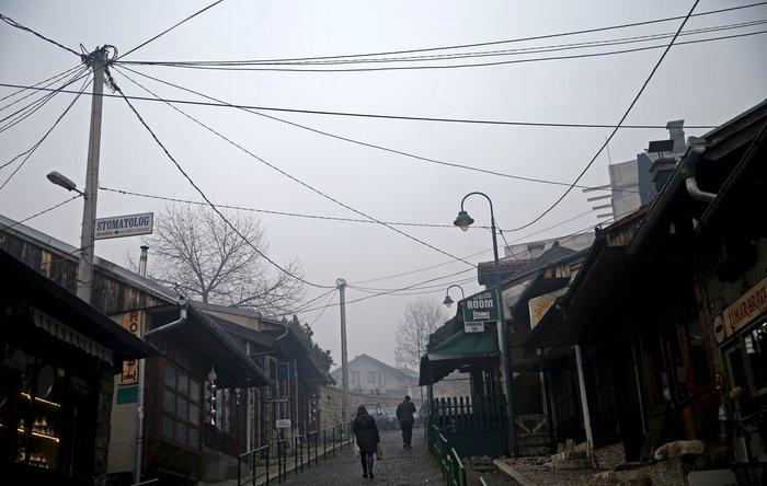 Συναγερμός στο Σαράγεβο που πνίγεται στον καπνό - εικόνα 5