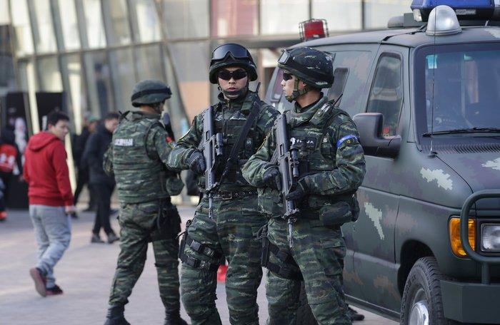 Φόβοι για τρομοκρατικές επιθέσεις στο Πεκίνο τα Χριστούγεννα - εικόνα 2