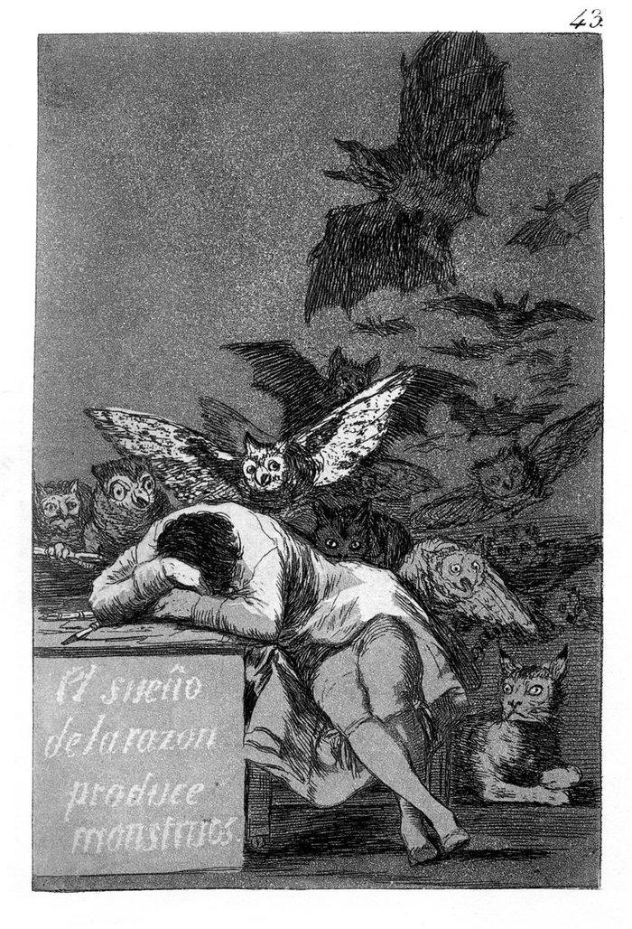 Όταν ο Γκόγια σχολίαζε την οπισθοδρομική εκκλησία και κοινωνία - εικόνα 7