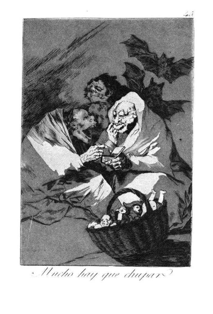 Όταν ο Γκόγια σχολίαζε την οπισθοδρομική εκκλησία και κοινωνία - εικόνα 8
