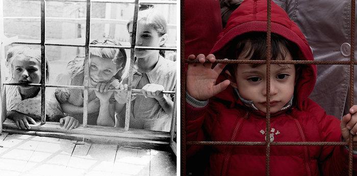 Τα παιδιά πρόσφυγες. Από τον Β' Παγκόσμιο Πόλεμο τίποτα δεν έχει αλλάξει - εικόνα 4
