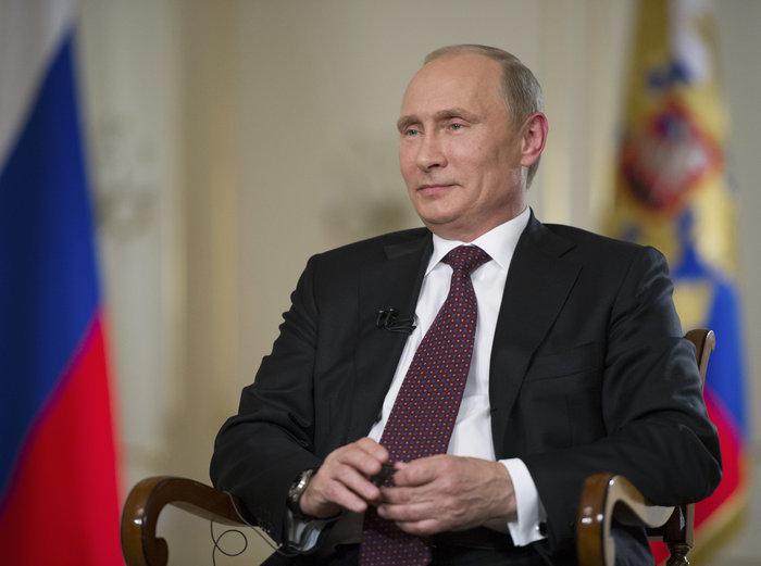 Ο Ρώσος πρόεδρος γίνεται άρωμα και προκαλεί αγοραστική φρενίτιδα - εικόνα 4