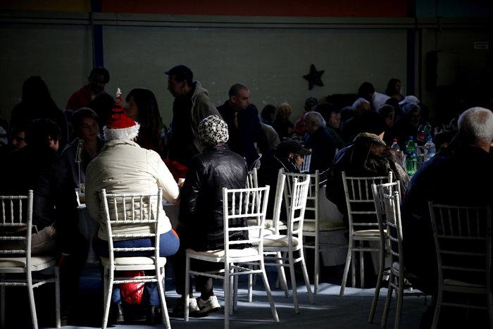 Το Χριστουγεννιάτικο «γεύμα αγάπης» του Δήμου Αθηναίων - εικόνα 2