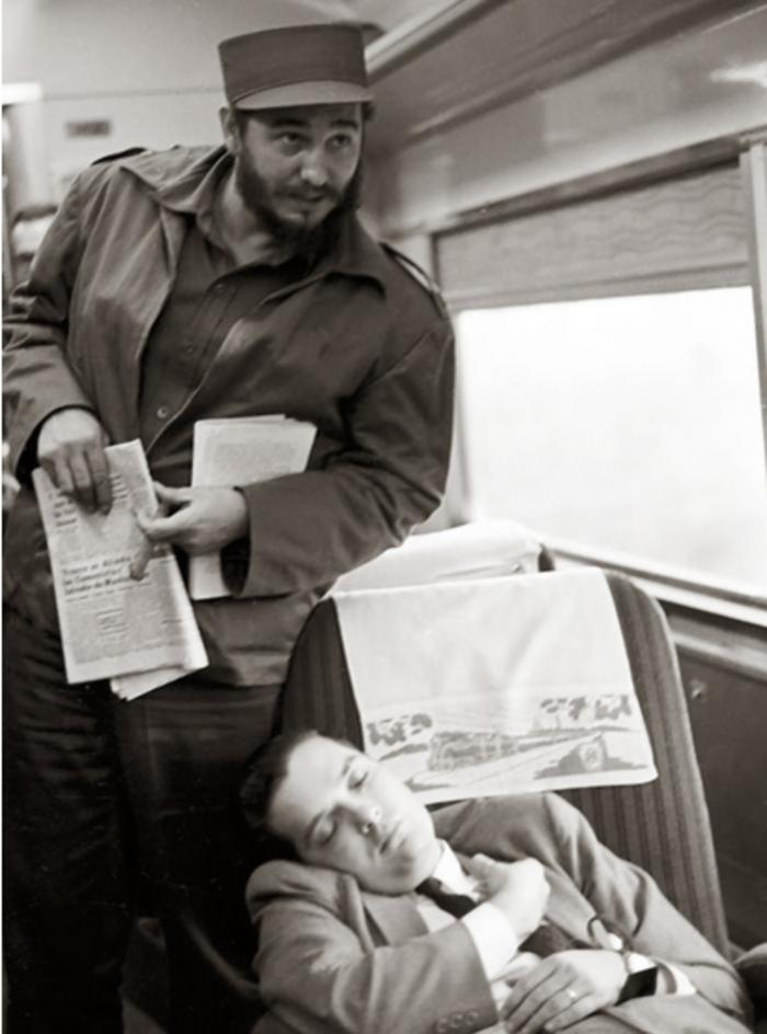 Στο τραίνο από τη Νέα Υόρκη στην Ουάσιγκτον