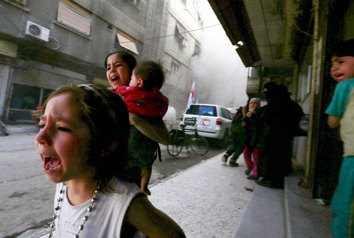 Τα γεγονότα της χρονιάς σε 50 εμβληματικές φωτογραφίες - εικόνα 10