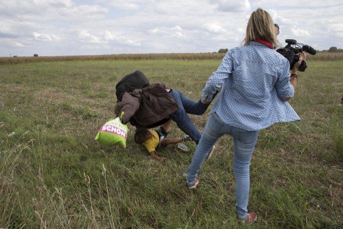 Τα γεγονότα της χρονιάς σε 50 εμβληματικές φωτογραφίες - εικόνα 28