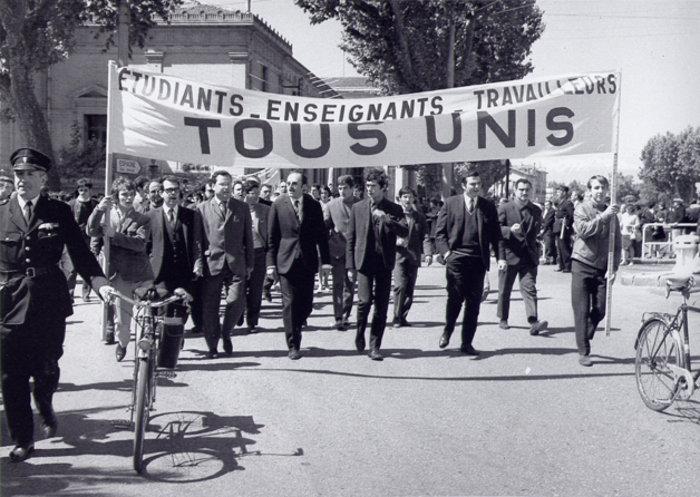 Ο λαβύρινθος της γαλλικής Αριστεράς σε ένα βιβλίο - εικόνα 4