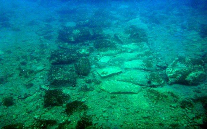 Βυθισμένος αρχαίος οικισμός στην Αργολίδα
