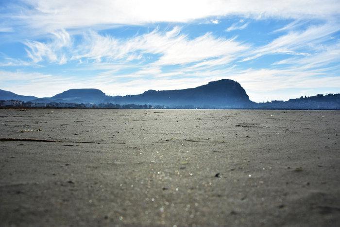 Η άμπωτη έφτιαξε στο Ναύπλιο μια τεράστια αμμουδιά! - εικόνα 4