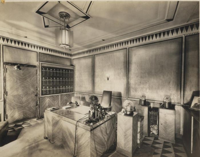 1930. Έτσι έμοιαζε το γραφείο ενός χρηματιστή