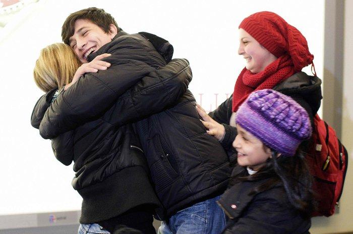 Στον Καναδά ο θείος του μικρού Αϊλάν Κουρντί που συγκλόνισε όλο τον κόσμο - εικόνα 2