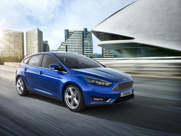 Ford Focus: Τώρα... φρενάρει για σένα!