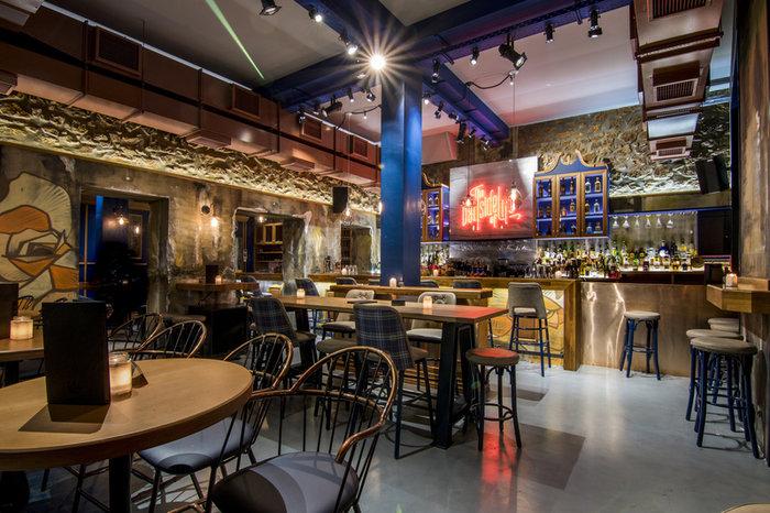 Το Barsol δεν είναι συνοικιακό μπαρ. Είναι σκέτο μπαρ - εικόνα 2