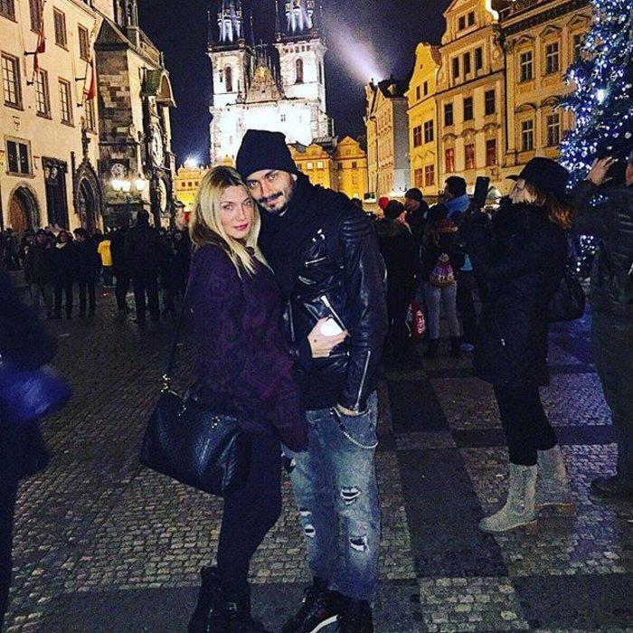 Ηλιάδη & Γκέντζογλου ζουν τον έρωτά τους στην Πράγα! - εικόνα 2
