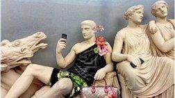 Σκάνδαλο: Η Gucci «φόρεσε» τις δημιουργίες της σε αγάλματα του Παρθενώνα