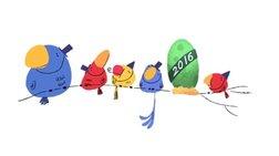 Θα «γεννήσει» κάτι νέο το doodle της Google για το 2016! [Βίντεο]
